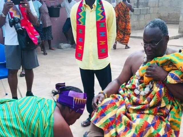 Traditional Naming Ceremony