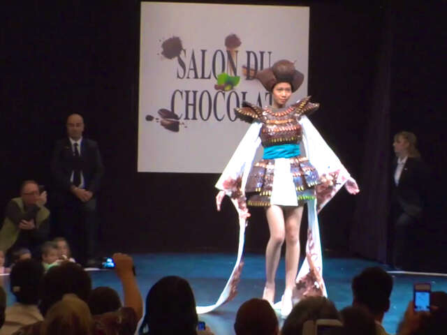 Salon du Chocolat Festival, Paris