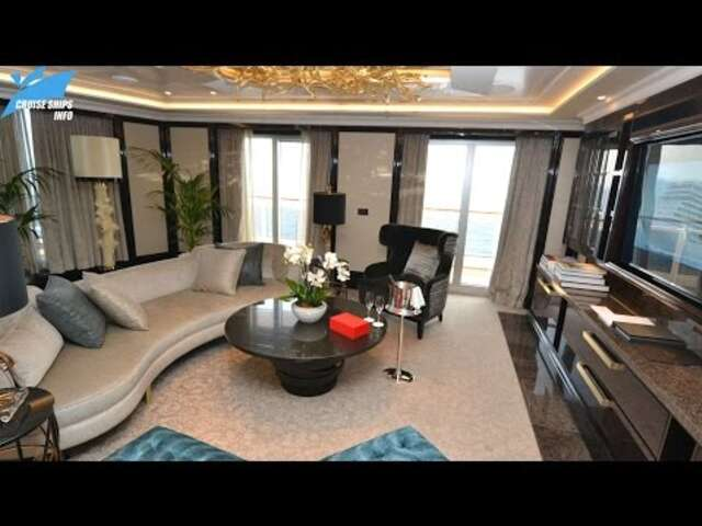 Inside The World's Most Luxurious Ship