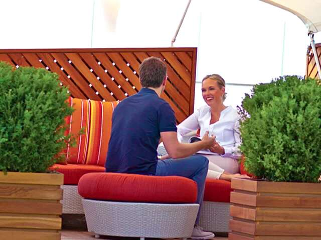 The Lawn Club by Celebrity Cruises