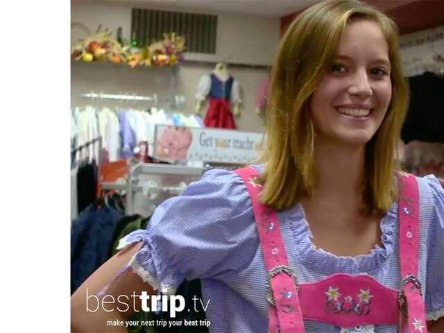 Video: How to Rock a Dirndl for Oktoberfest
