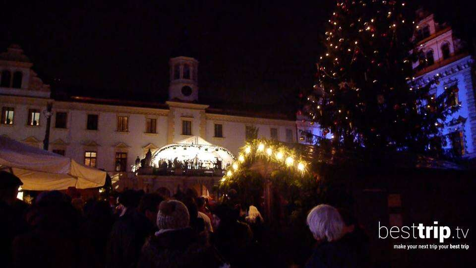 Video: Germany's Most Romantic Christmas Market