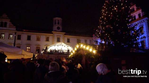 Germany's Most Romantic Christmas Market