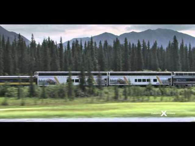 Alaska Cruisetours - Go Beyond Horizons