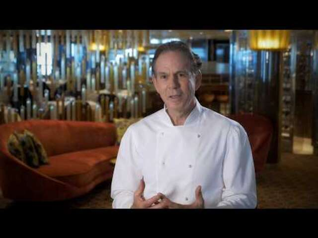 Seabourn Partnerships - Chef Thomas Keller