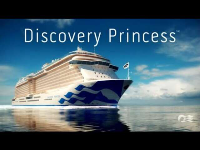 Cruising the Carribean on Discovery Princess