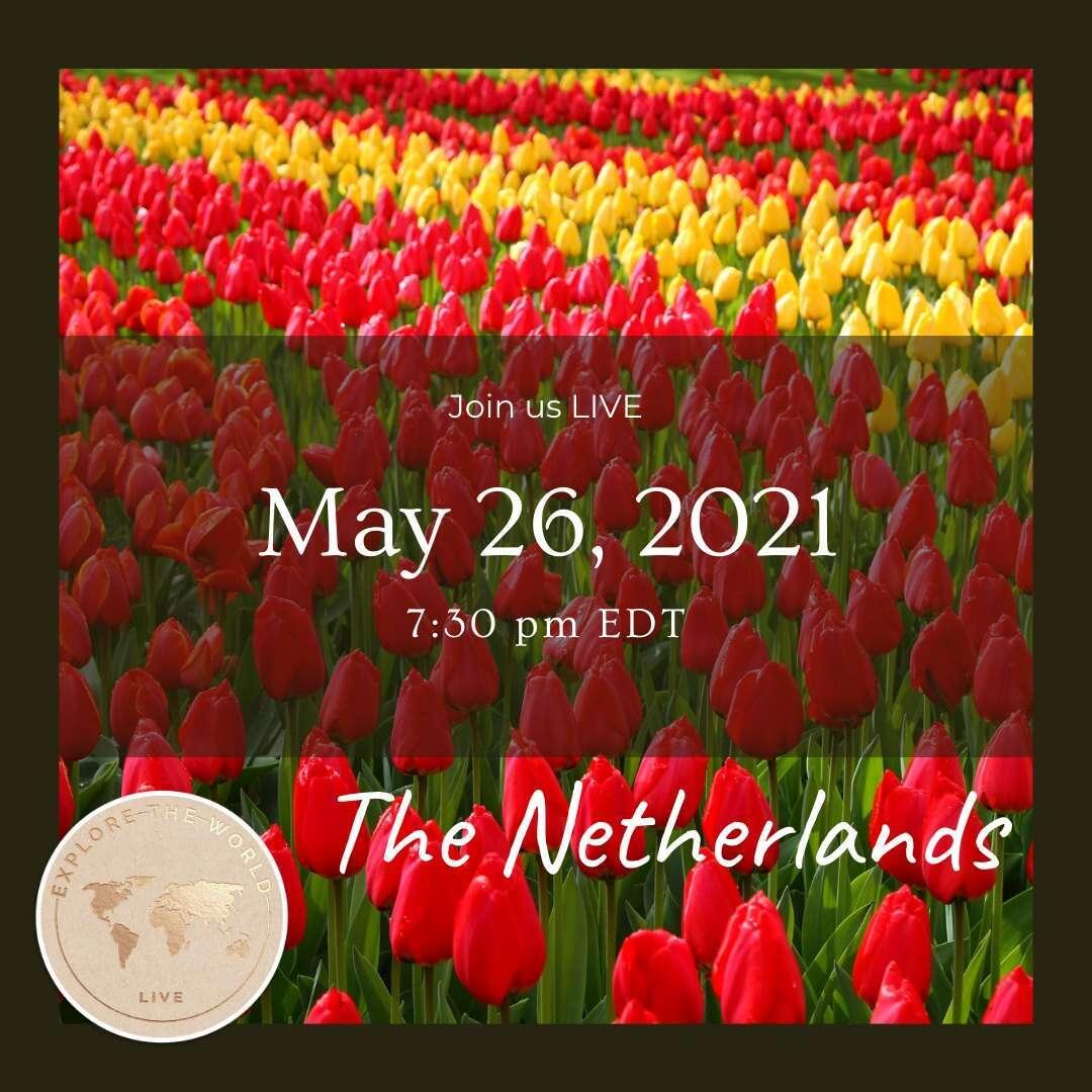 Discover The Netherlands & Floriade