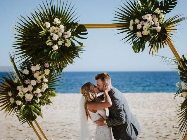 A Destination Wedding during a pandemic year