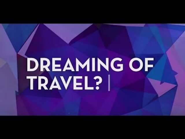 Live your travel dreams