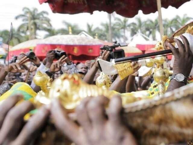 GHANA - Akwasidae Festival African Heritage Tour