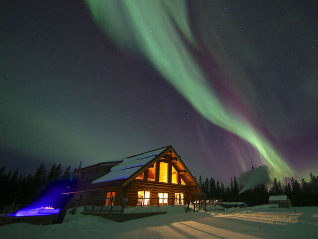 Winter magic in the Yukon Whitehorse and Northern Lights Resort & Spa