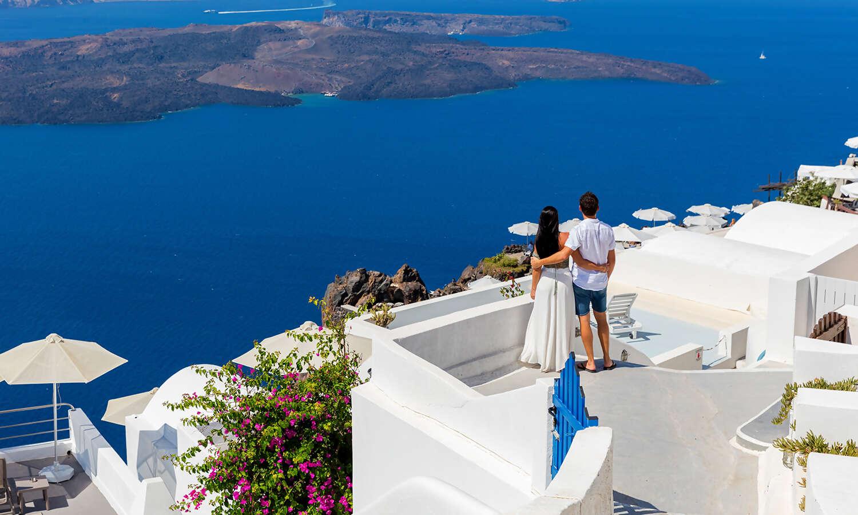 Athens – Mykonos – Santorini