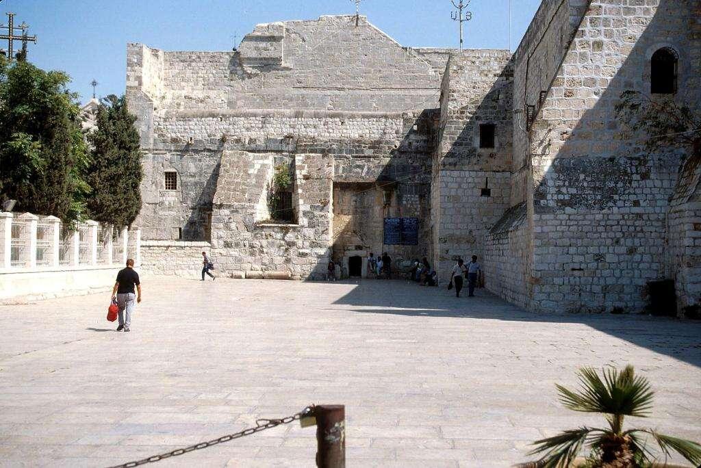 Saturday, March 30 / Mount of Olives - Bethlehem
