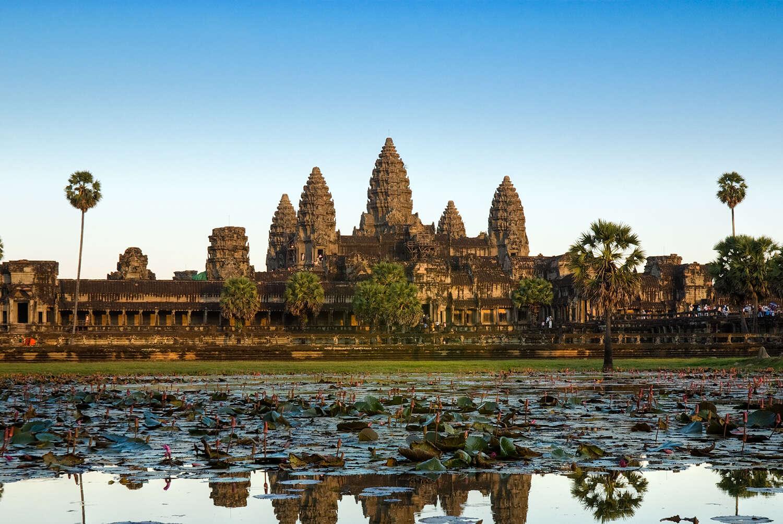 Cambodia Banner