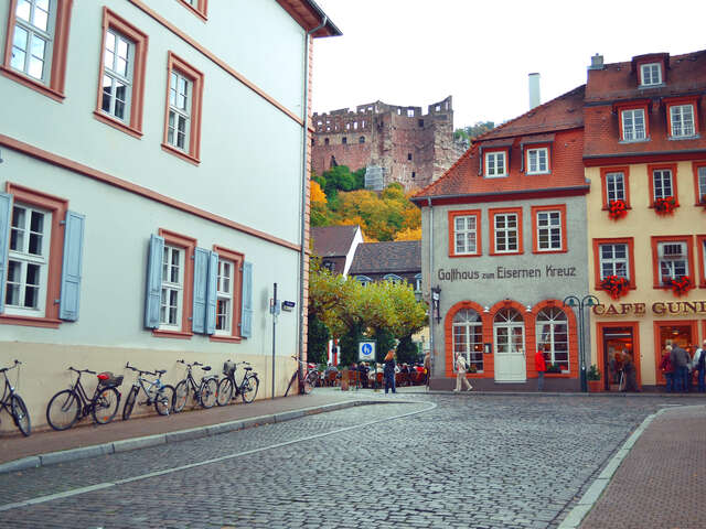 Thursday, November 14th, 2019 Heidelberg (B)