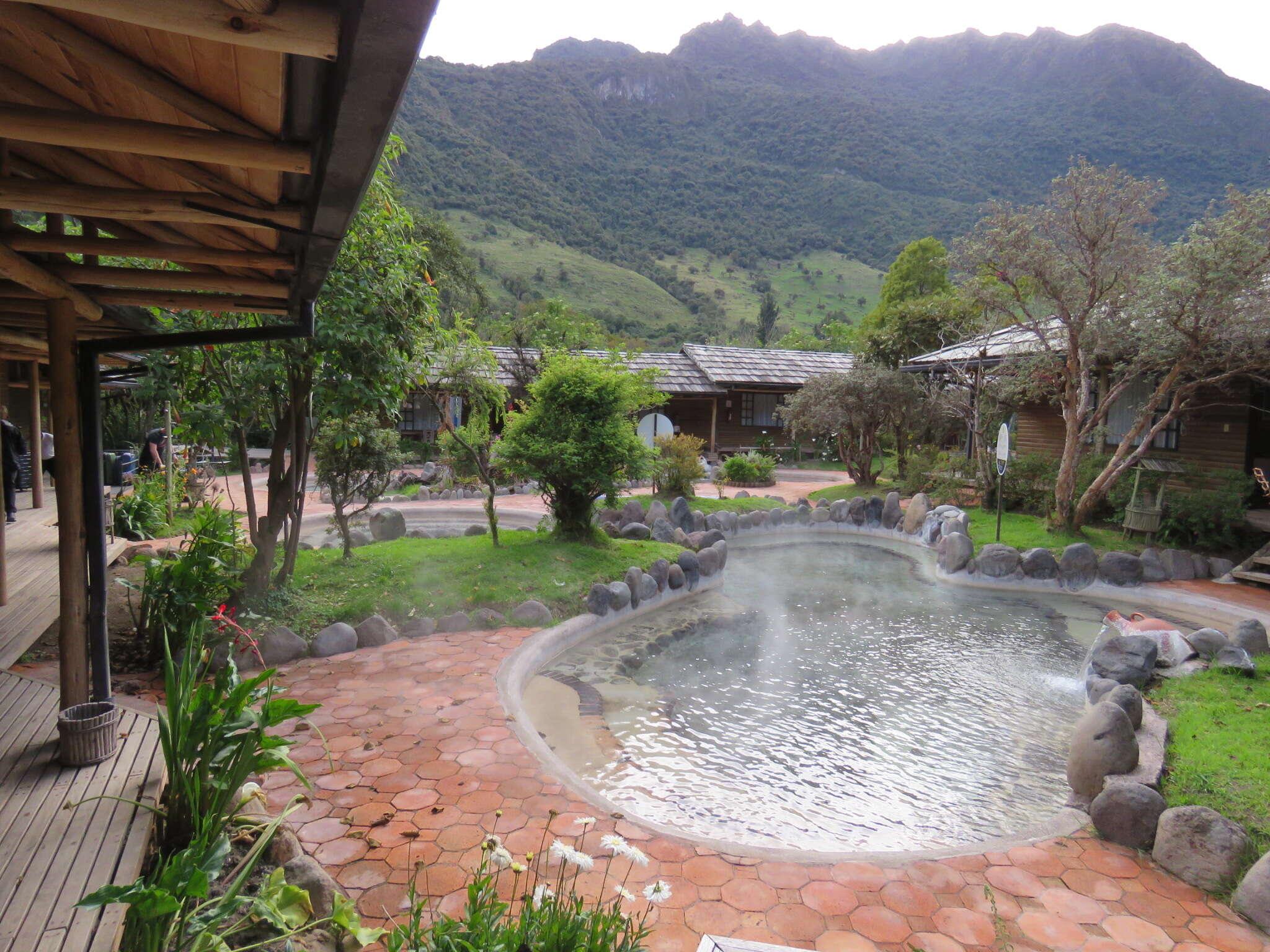 Hotel Termas Papallacta