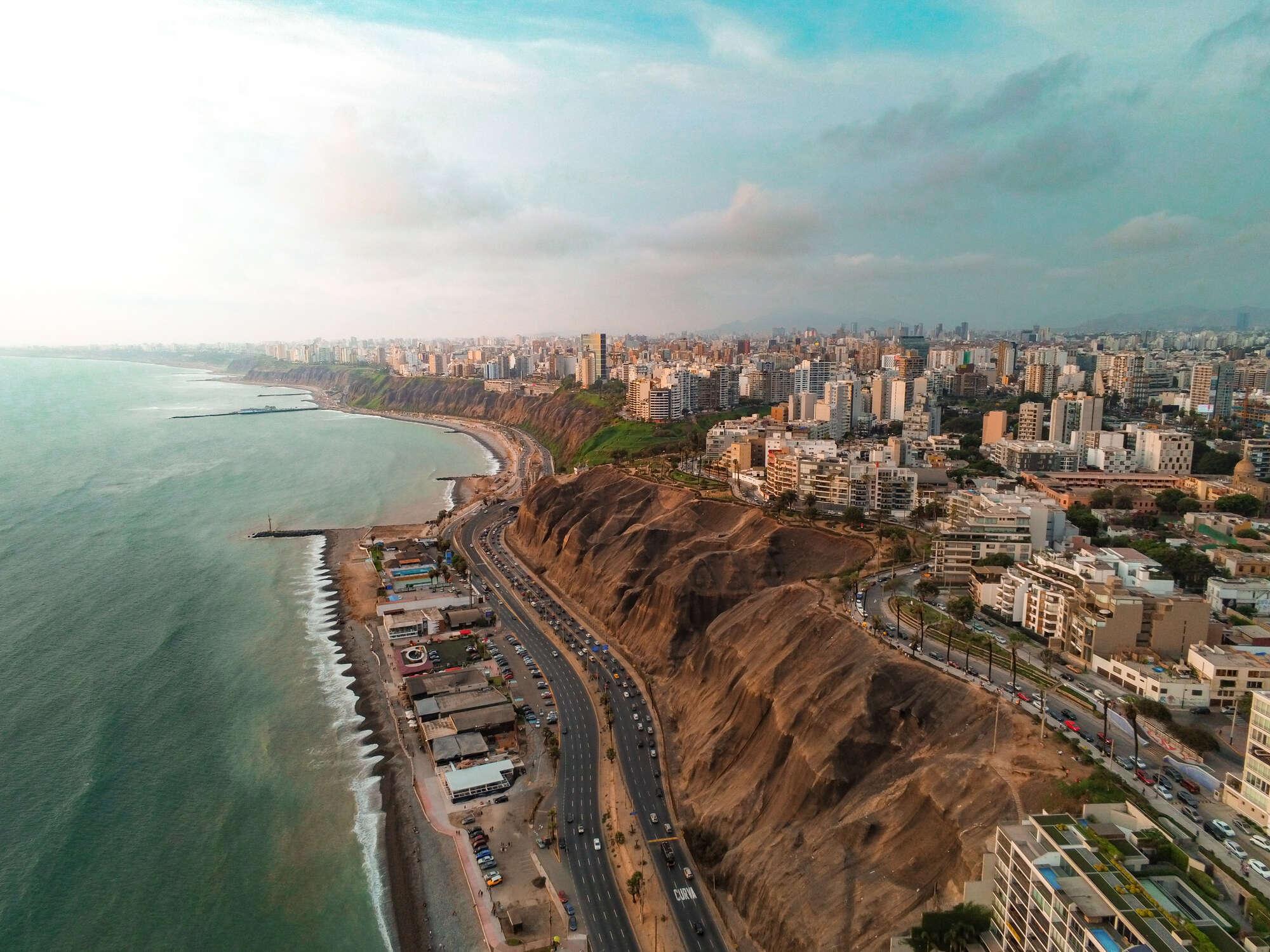 April 25 / Lima – Allpa Hotel & Suites – 2 nights