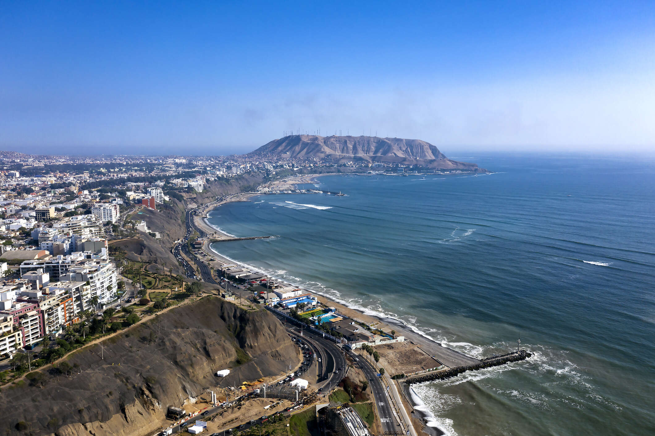 May 9 / Lima – Allpa Hotel & Suites – 1 night