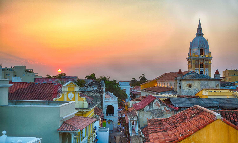 Wellness in Medellin & Cartagena