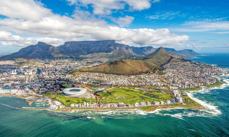 Cape Town, Stellenbosch and Kruger Safari