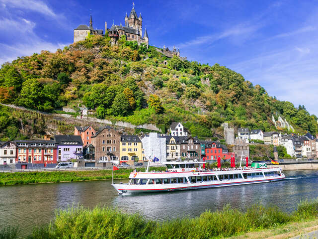 Comparison of River Cruise Lines 7 night Rhine River Cruises