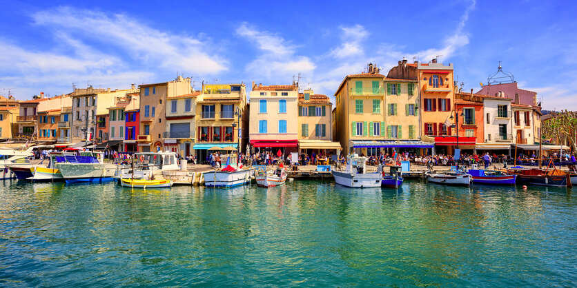 Colors of Provence 7-night cruise | March 26-April 2, 2020 | aboard AmaCello