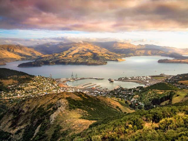 March 13th — Christchurch – Distinction Hotel