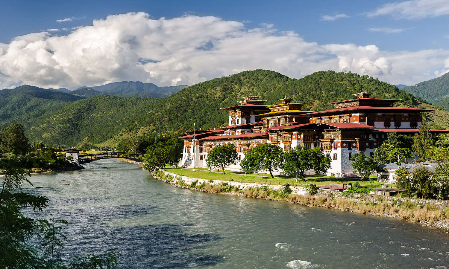 Hiking and Exploration in Bhutan