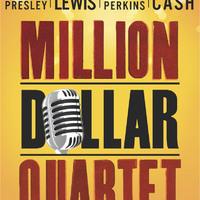 """Million Dollar Quartet"" at the Derby Dinner Playhouse"