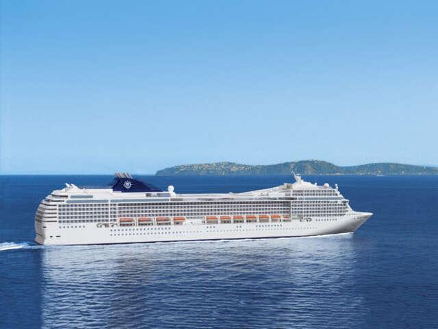 MSC Around the World Cruise 2020 - 117 Days