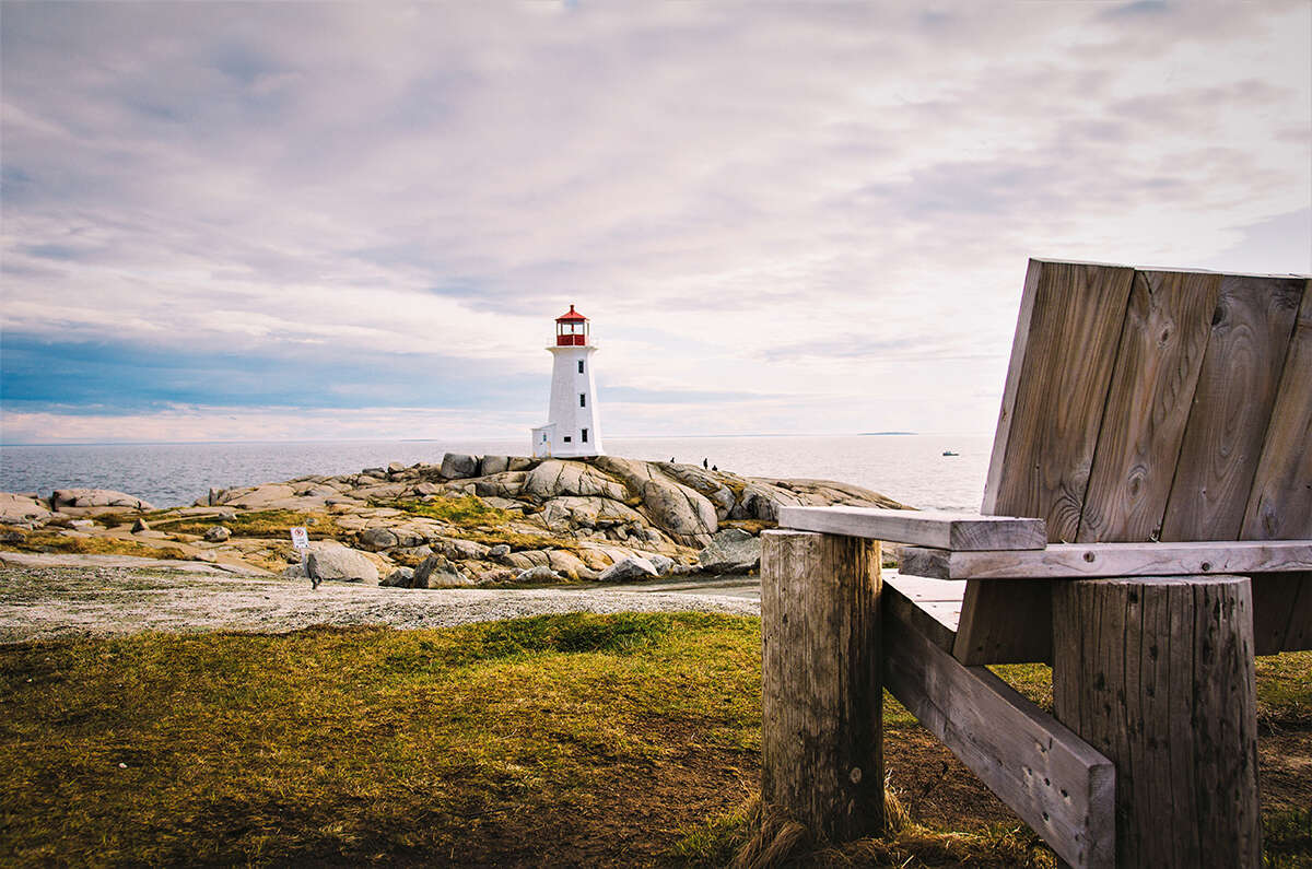 Last call for the Maritimes! Visit Peggy's Cove!