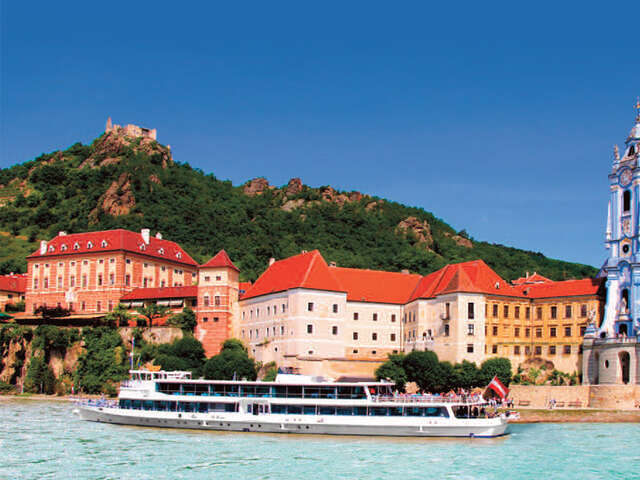 The Majestic Danube River Cruise