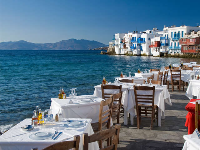 MYKONOS & THE AEGEAN