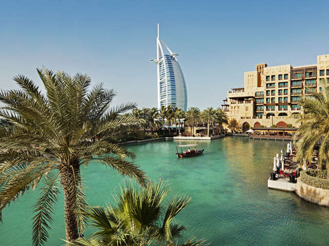 HIGHLIGHTS OF DUBAI & ABU DHABI