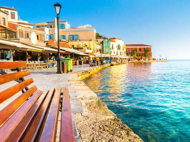 Athens & Crete