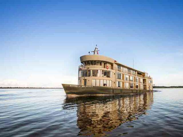 DELFIN AMAZON CRUISES