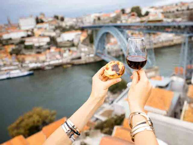 LISBON & PORTO, A PORTUGUESE FOOD & WINE EXPERIENCE