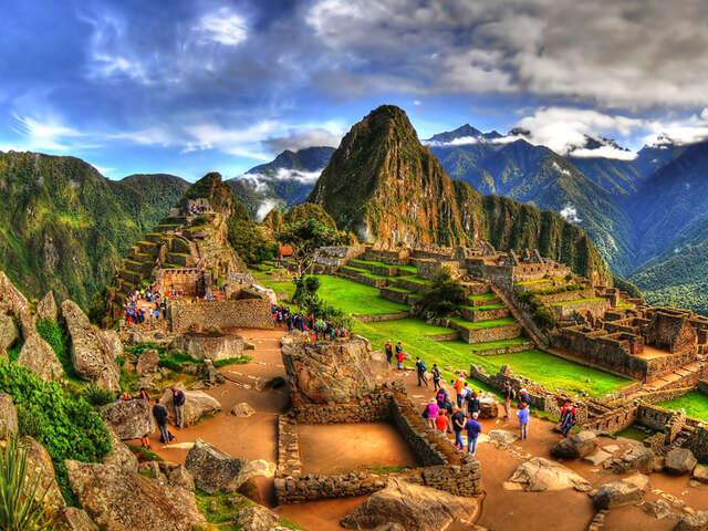 PERUVIAN CLASSIC HIGHLIGHTS