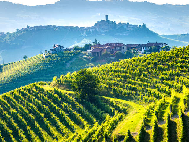 Piedmont – Land of Lakes, Wine & Truffle