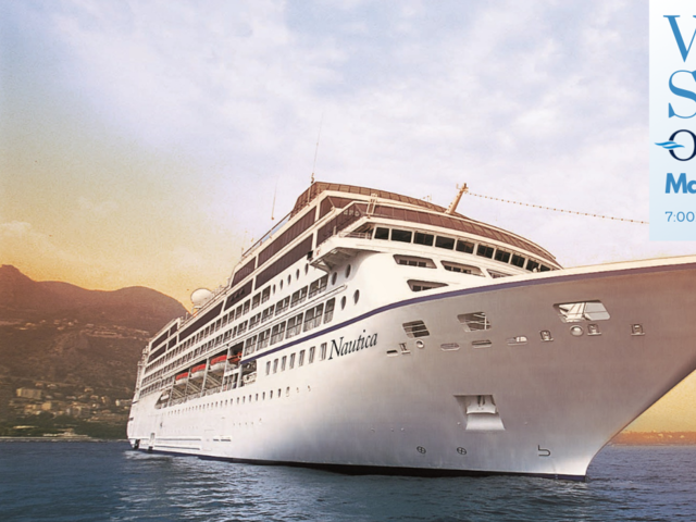 Virtual Consumer Night with Oceania Cruises