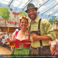 Oktoberfest in Munich & FREE AIR FARE offer