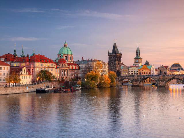 Prague - a favorite destination in Europe