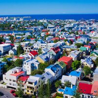Reykjavík- A Colourful Collection of Buildings, Imaginative Design And Cafe Culture