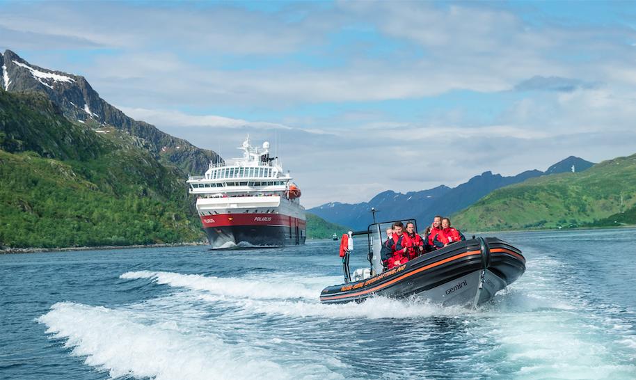 Save $250 Sailing Coastal Norway on Hurtigruten