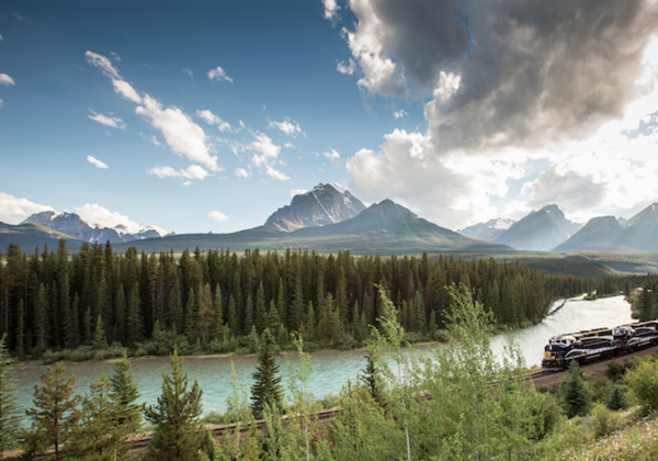 Enrich Your Seabourn Alaska Cruise with Luxury Rocky Mountaineer Train and Banff Pre-Cruise Journey