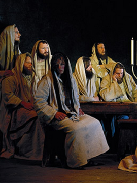 Oberammergau, the Easter Passion Play on a Danube River Cruise in 2020