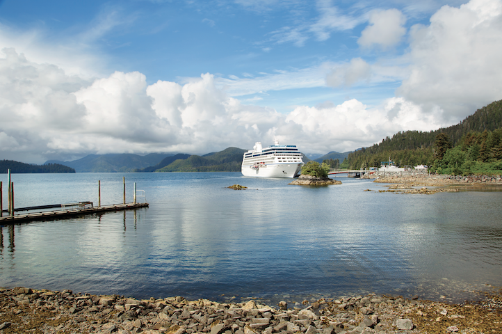 Cruise to Alaska This Summer on Oceania, Fly Free and Save!