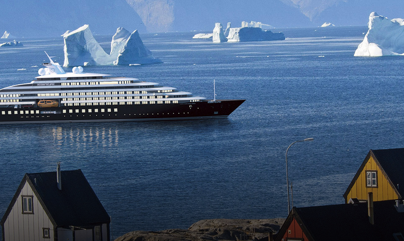 Save 10% When You Book Early on the New, All-Inclusive Luxury Scenic Eclipse!