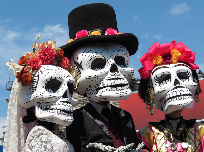 Move over Halloween: 5 Reasons to Travel to Mexico for Day of the Dead