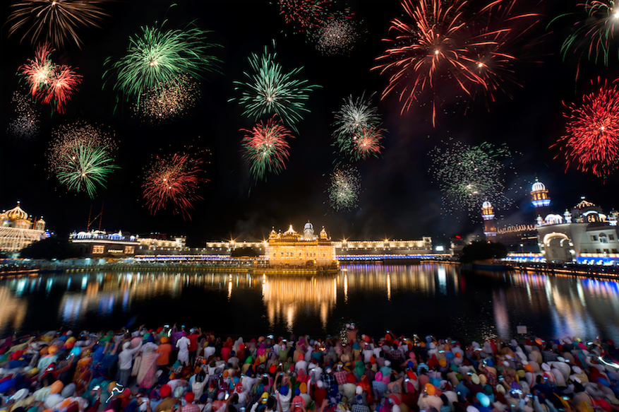 A Dozen Reasons to Visit India During Diwali